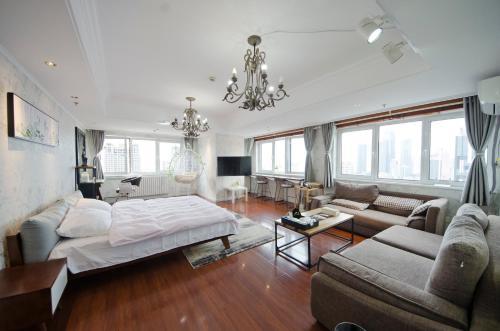 Aijing TOP Seaview ApartHotel, Yantai