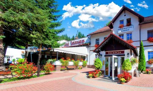 Hotel Pod Jeleniem, Lubań