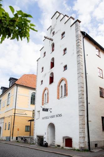 Hotell Visby Börs, Gotland