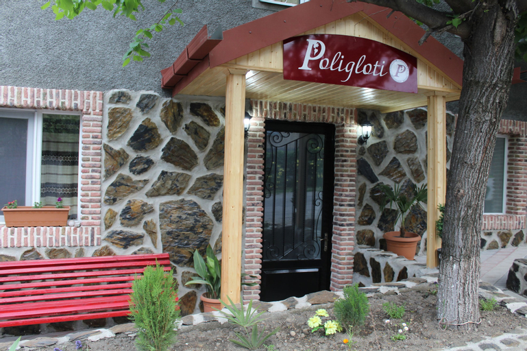 Guest House Poligloti, Telavi