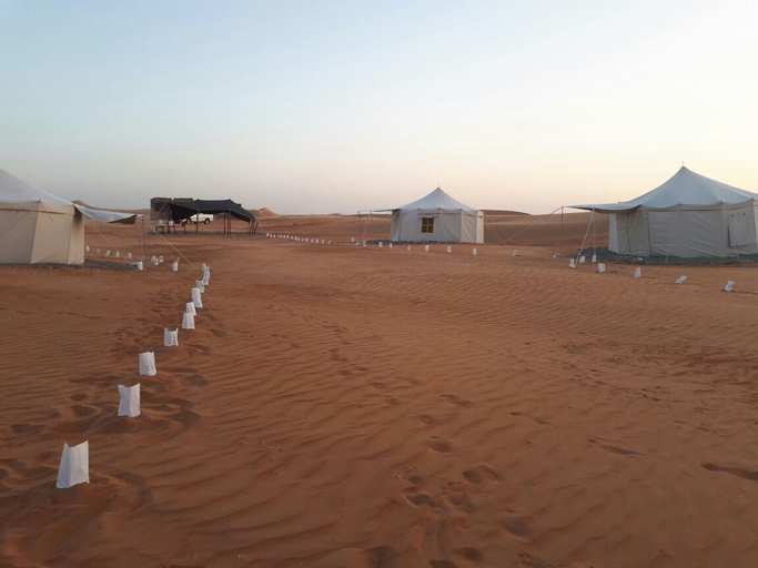 Al Sarmadi Desert Night Camp, Biddiya