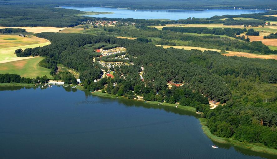 Camping Ferienpark Havelberge, Mecklenburgische Seenplatte