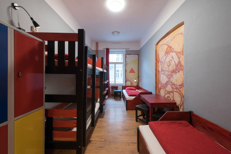 Hostel Elf, Praha 1