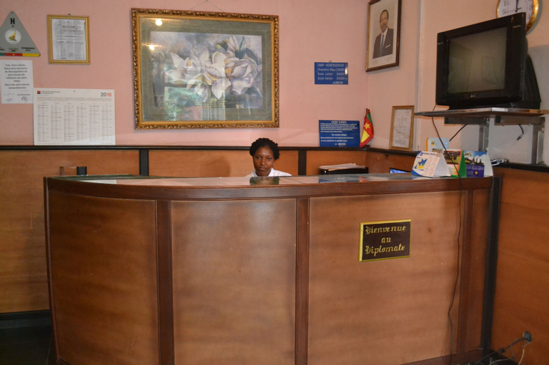 Hotel Le Diplomate, Mfoundi