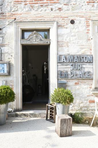 La Maison sur la Place, Lot-et-Garonne