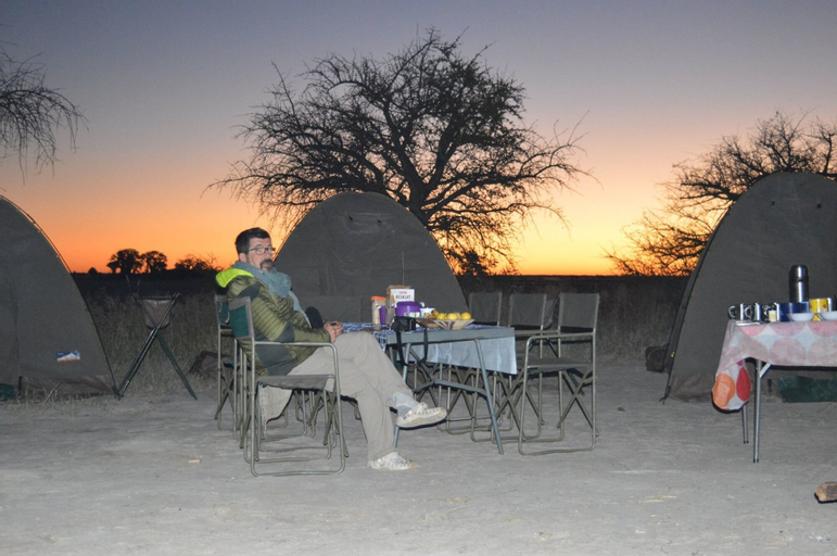 Khwai Mobile Camp, Ngamiland East