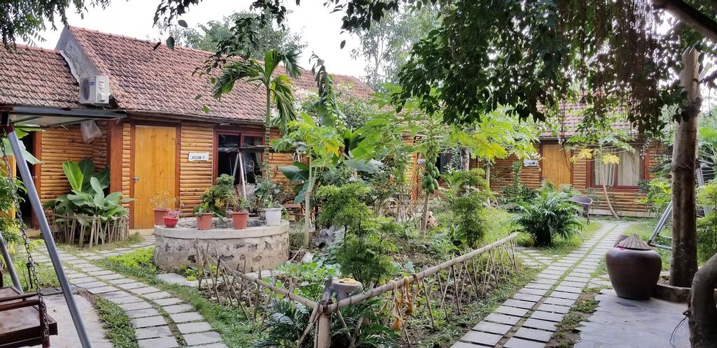 Green Peace Bungalow, Hoa Lư
