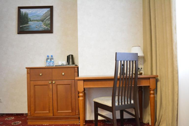 Abakan Hotel, Minusinskiy rayon