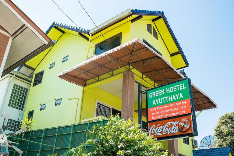 Green Hostel, Phra Nakhon Si Ayutthaya