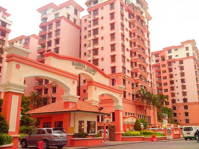 Jack's CondoApartment @ Marina Court Resort Condominium, Kota Kinabalu