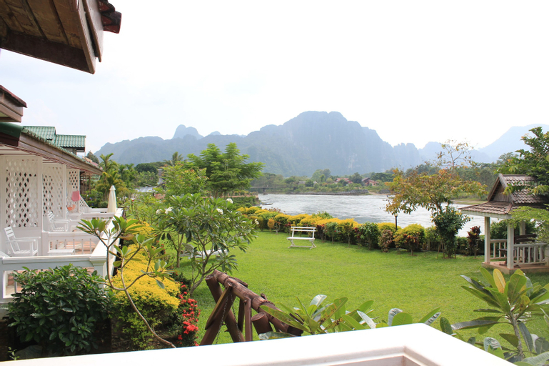 Thavonsouk Resort, Vangvieng