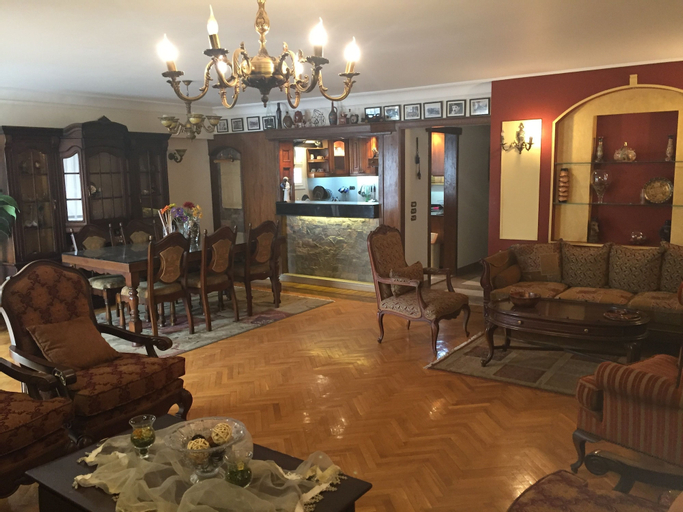 Luxurious Apartment, An-Nuzhah
