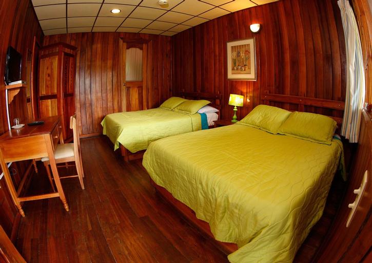 Hotel Dos Rios, Bugaba