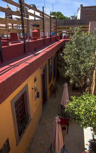 Hostal Corazón de Xoconostle, San Luis Potosí