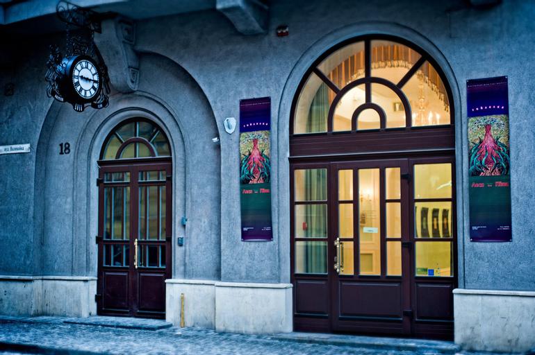 British Club Lviv, L'vivs'ka