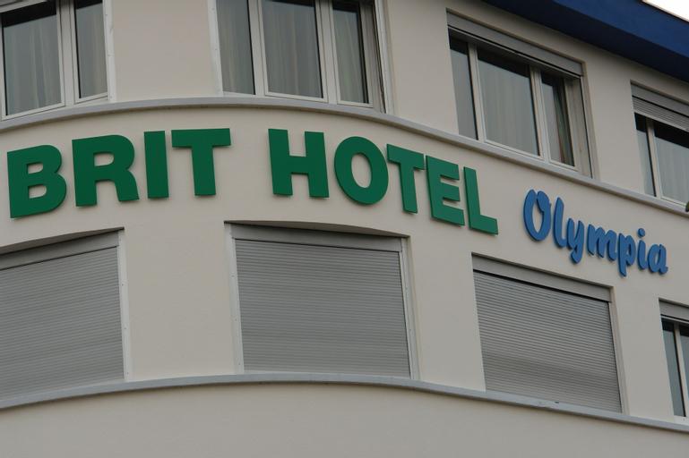 Brit Hotel Olympia, Cher
