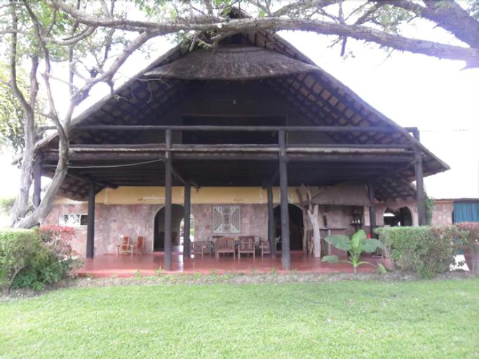 Ganda Lodge, Hwange
