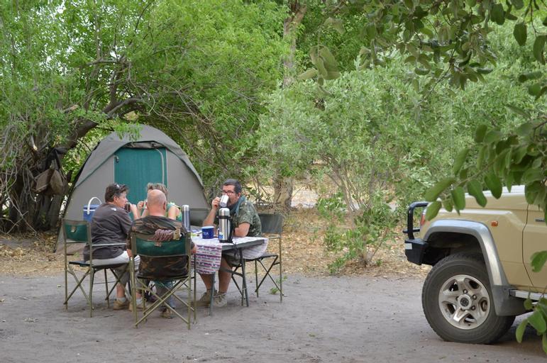 Xakanaka Mobile Camp, Ngamiland East