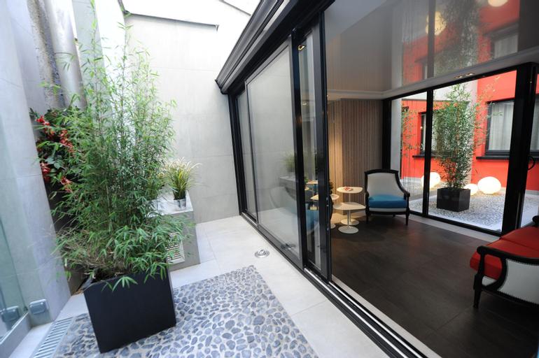 Hotel Du Vieux Saule, Paris