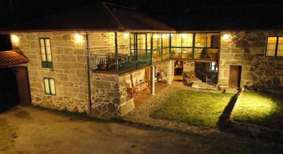 Rectoral de Candas, Ourense