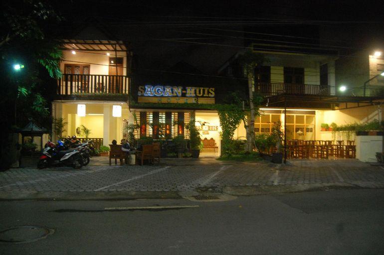 Sagan Huis, Yogyakarta