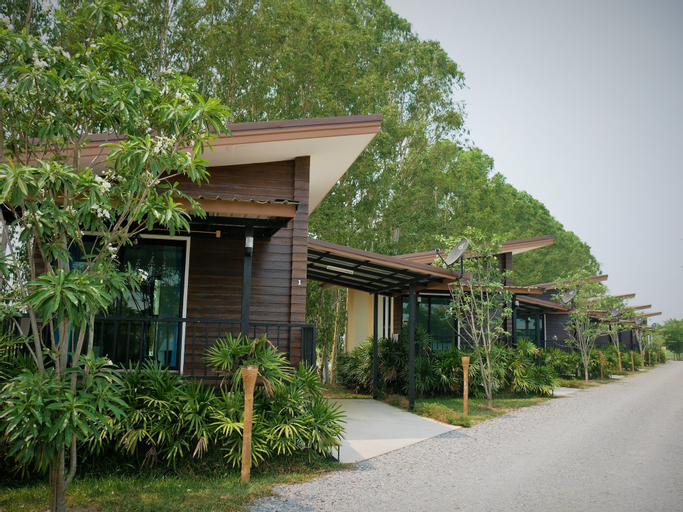 Chomyieam Fishingpark Resort, Kong Krailat
