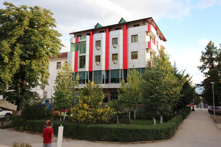 Piazza Hotel, Dibrës