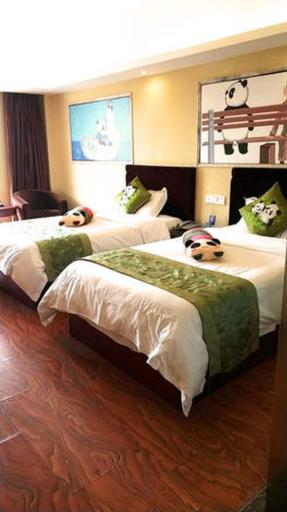 Panda Cub Hotel China West Normal University Branch, Nanchong