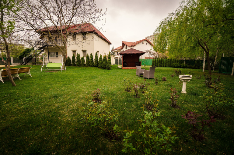 Vila Belvedere, Galati