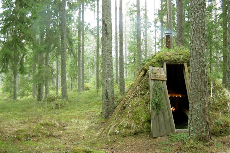 Kolarbyn Eco-lodge, Skinnskatteberg