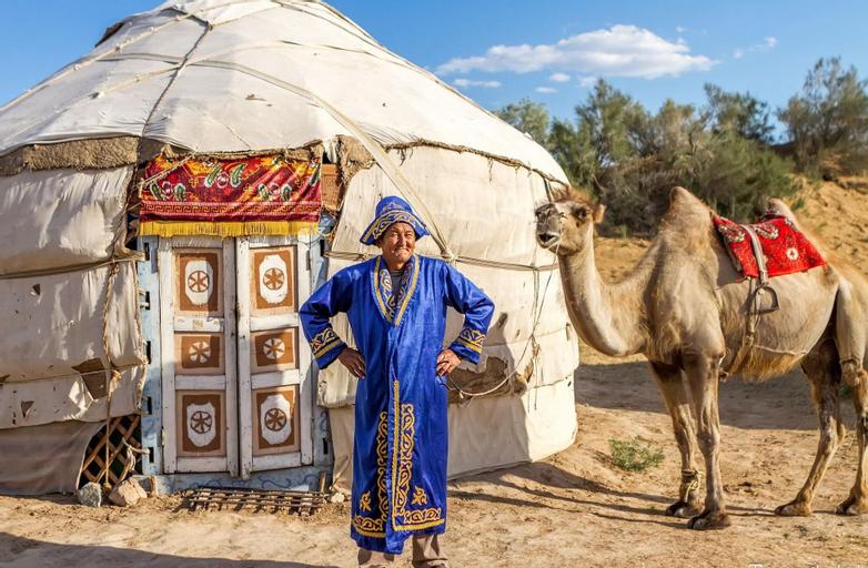 Yurt Camp Aidar, Tomdi
