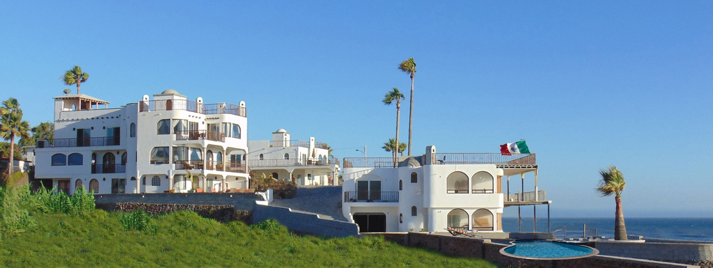 Casa Playa Baja, Tijuana