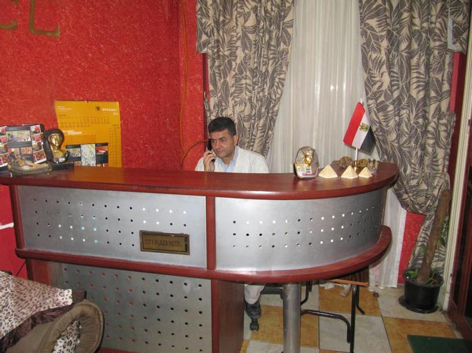 City Plaza Hostel, 'Abdin