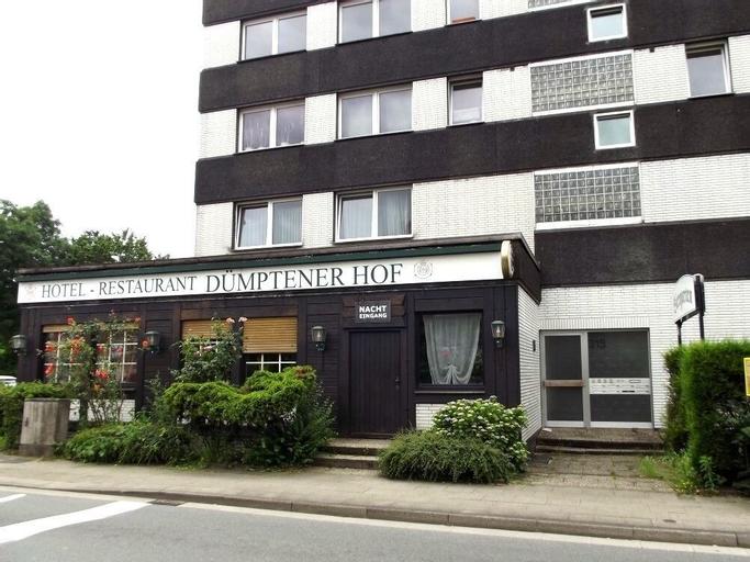 Hotel-Restaurant Dümptener Hof, Mülheim an der Ruhr