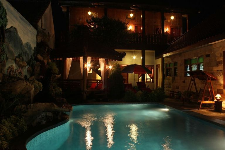 Marry Ind Guest House Gunung Kawi, Malang