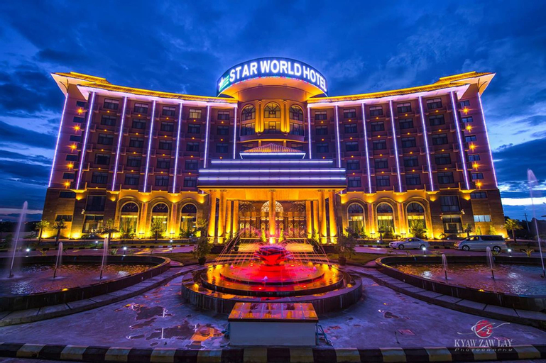 Star World Hotel, Naypyitaw