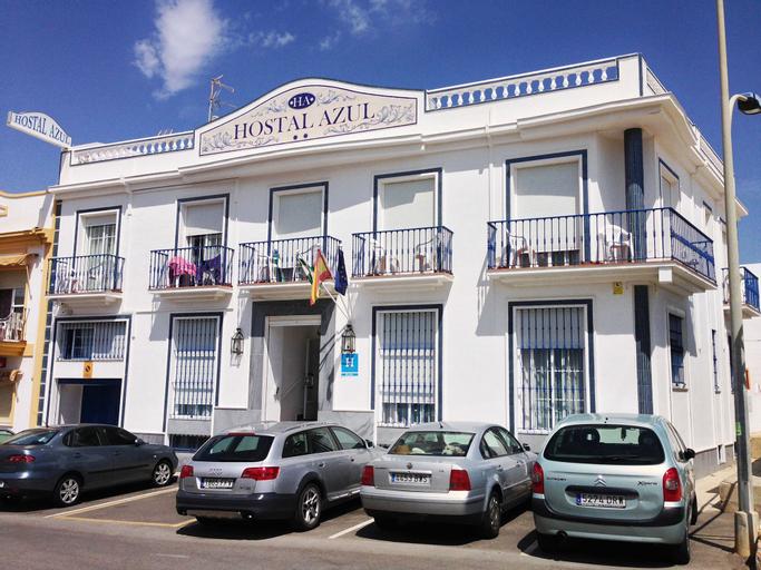 Hostal Azul, Huelva