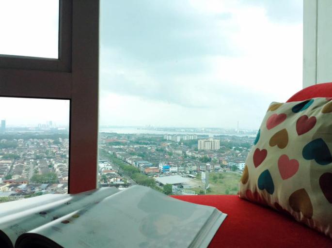 HomeStay in Johor (KSL SeaView), Johor Bahru