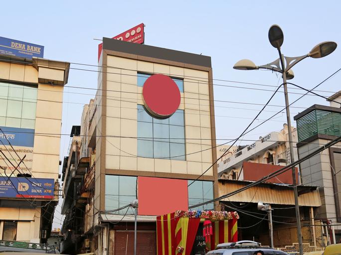 OYO 834 Hotel Aashirwaad, Faridabad