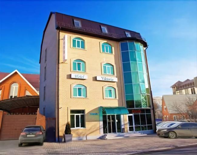 Hotel Viktoria, Krasnodar gorsovet