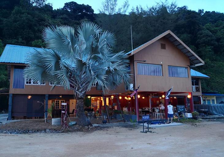 Riverbank Dungun Guesthouse & Cafe, Dungun
