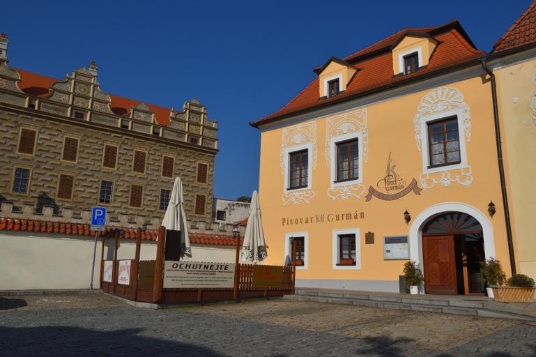 Hotel Gurmán, Domažlice