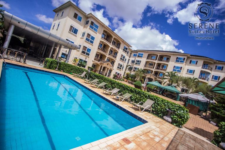 Serene Suites Hotel, Kampala