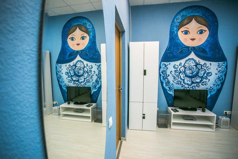 Sky Hostel, Ekaterinburg gorsovet