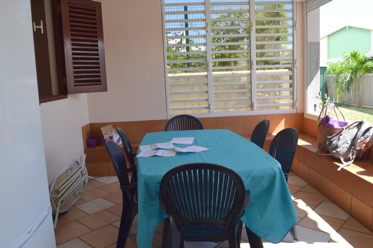 Apartment With 2 Bedrooms in Le Diamant, With Enclosed Garden and Wifi, Le Diamant