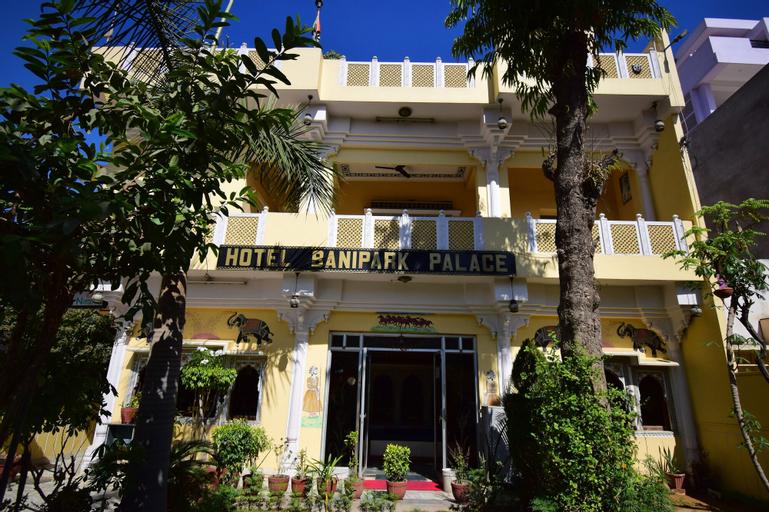 Bani Park Hotel, Jaipur