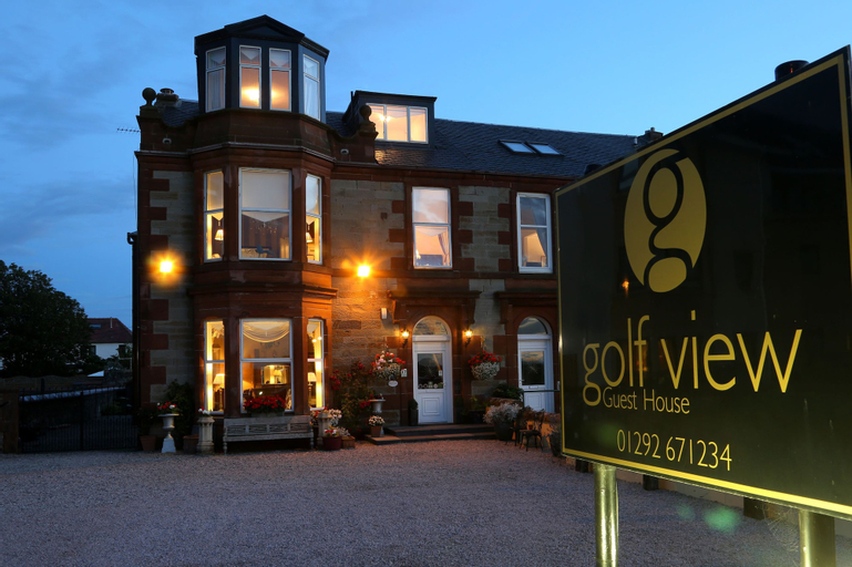 Golf View Guest House, South Ayrshire