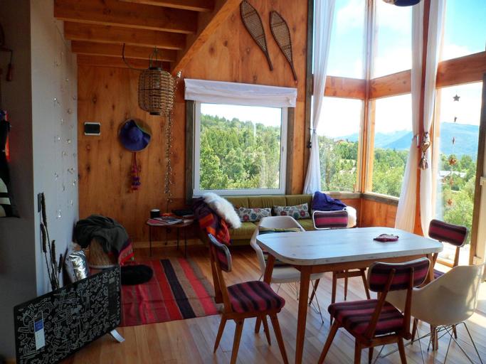 Un Vistón Modern Mountain Home, Lacar