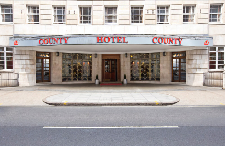 The County Hotel, London