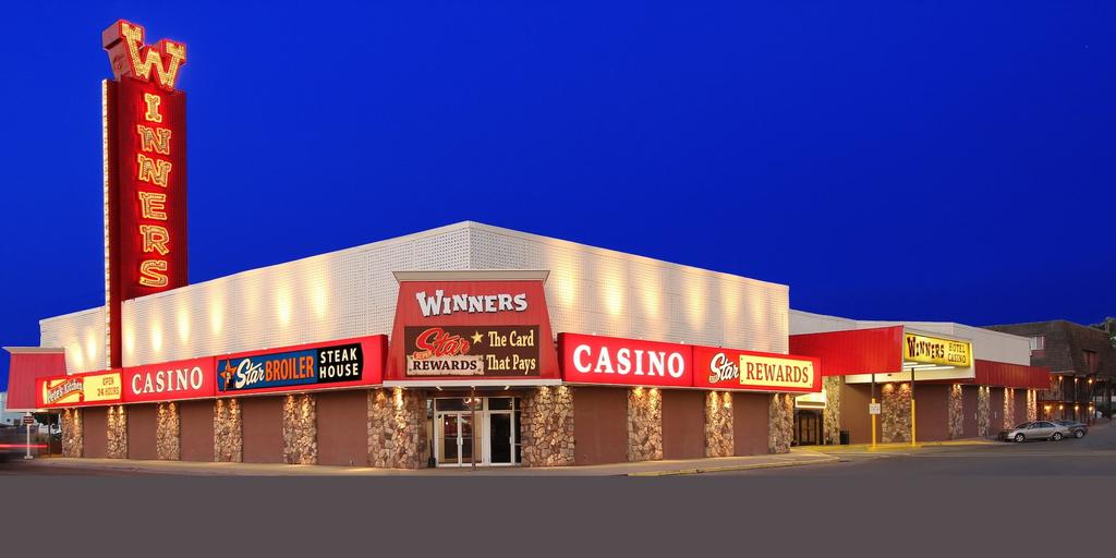 Winners Inn Casino, Humboldt